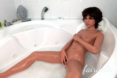 5ft1' (155cm) A-Cup Small Breast Short Hair Love Doll - Katharine (YL Doll)