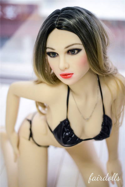 5ft1' (155cm) B-Cup Life Like Sex Doll - Lora (Irontech Doll)