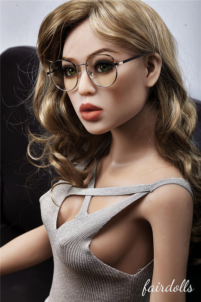 5ft1' (155cm) B-Cup Real Life Sex Doll Body (Irontech Doll)