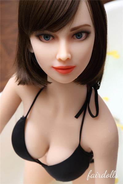 5ft1' (155cm) B-Cup Real Sex Doll - Hellen (Irontech Doll)
