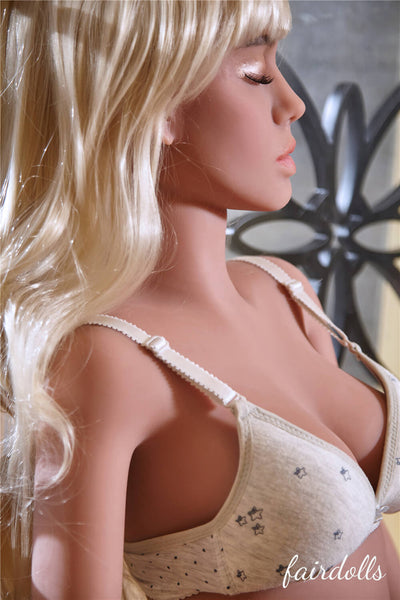 5ft1' (155cm) B-Cup Realdoll - Aurora (Irontech Doll)