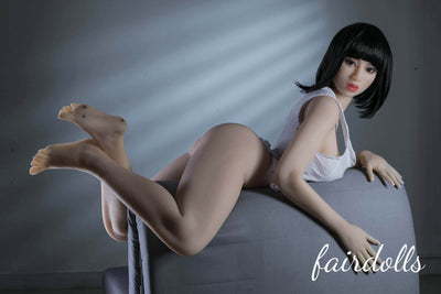 5ft1' (155cm) D-Cup Asian Sex Doll - Emilie (YL Doll)