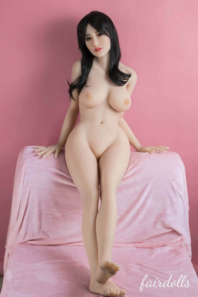 5ft1' (155cm) D-Cup Big Booty Asian Sex Doll - Kailyn (YL Doll)