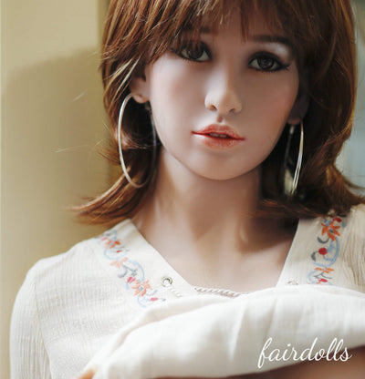 5ft1' (155cm) D-Cup Real Doll - Lilliana (YL Doll)