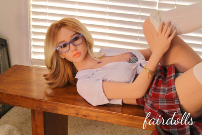 5ft1' (155cm) D-Cup Real Life Sex Doll - Hailee (YL Doll)