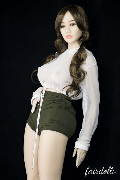 5ft1' (155cm) D-Cup Robot Doll - Ainsley (YL Doll)