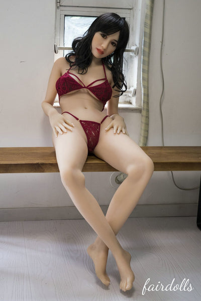 5ft1' (155cm) D-Cup Young Chinese Sex Doll - Kathy (YL Doll)