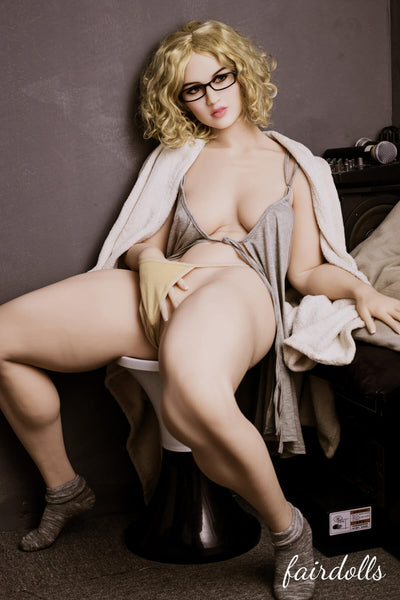 5ft1' (156cm) B-Cup BBW Real Sex Doll - Martha (WM Doll)