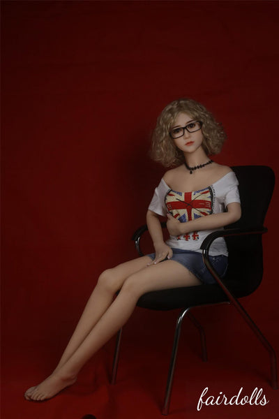 5ft1' (156cm) C-Cup Young Sex Doll - Cecilia (WM Doll)