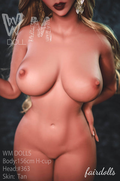 5ft1' (156cm) H-Cup Busty Cleopatra Sex Doll - Stacey (WM Doll)