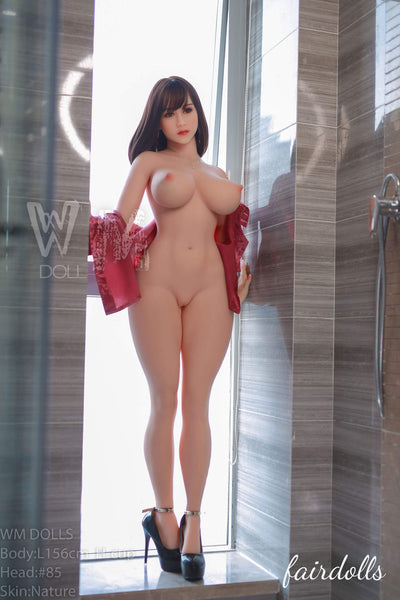 "5'1"" (156cm) H-Cup Japanese Office Secretary Sex Doll - Ericka (WM Doll)"