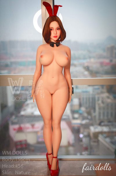 5ft1' (156cm) H-Cup Playboy Bunny Sex Doll - Nya (WM Doll)