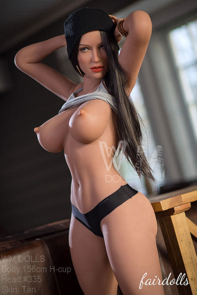 "5'1"" (156cm) H-Cup Plump Sex Doll - Mckinley (WM Doll)"