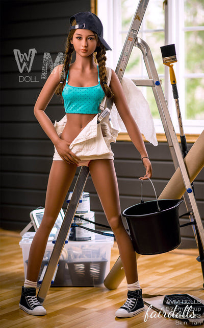 5ft2' (157cm) B-Cup Beautiful Casual Sex Doll - Janice (WM Doll)