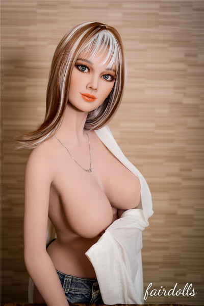 5ft2' (157cm) E-Cup Lifelike Sex Doll - Hellen (Irontech Doll)