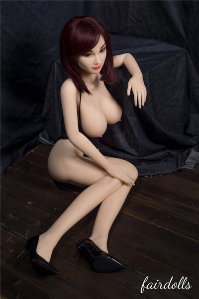 5ft2' (157cm) E-Cup Real Life Sex Doll - Hellen (Irontech Doll)