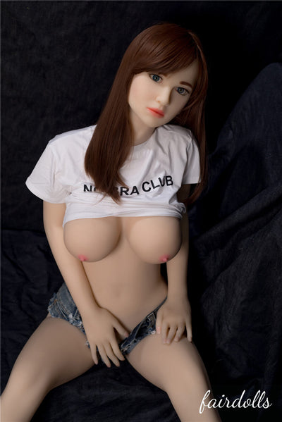 5ft2' (157cm) E-Cup Sex Doll - Lora (Irontech Doll)