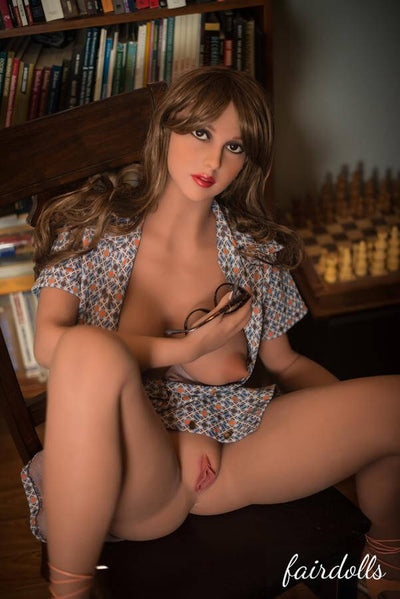 5ft2' (157cm) F-Cup Big Tits Young Female Teacher Sex Dolls - Tayler (YL Doll)