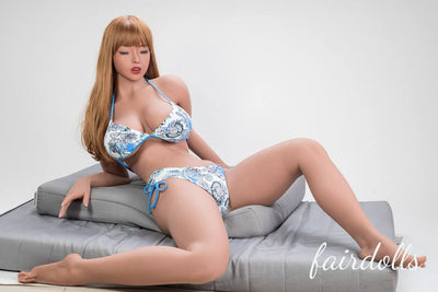 5ft2' (158cm) G-Cup Big Booty Sex Doll - Joslyn (WM Doll)