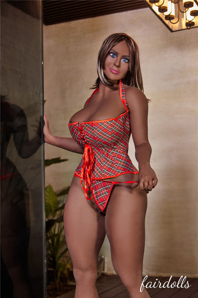 5ft2' (158cm) G-Cup Real Doll - Lisa (Irontech Doll)