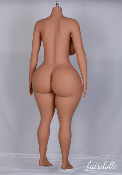 5ft2' (158cm) H-Cup Chubby Big Butt Sex Doll - Karley (YL Doll)