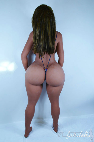 5ft2' (158cm) H-Cup Plump Big Butt Sex Dolls - Charlee (YL Doll)