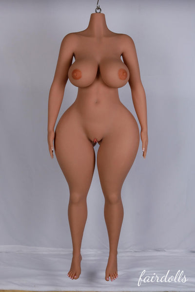 "5'2"" (158cm) H-Cup Plump Vampire Sex Doll - Chanel (YL Doll)"