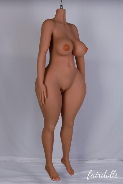 5ft2' (158cm) H-Cup Plump Vampire Sex Doll - Chanel (YL Doll)