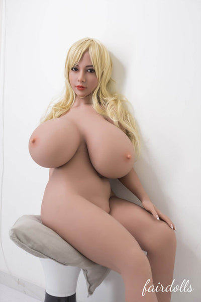 "5'2"" (158cm) L-Cup Huge Boobies Sex Doll Body (WM Doll)"