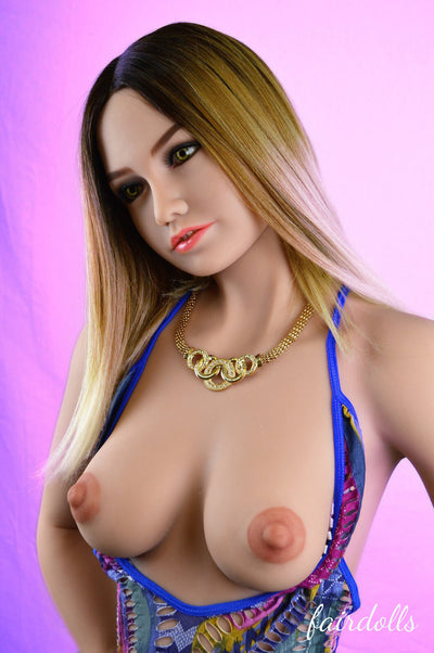5ft3' (160cm) B-Cup Big Butt Sex Doll - Elaine (WM Doll)