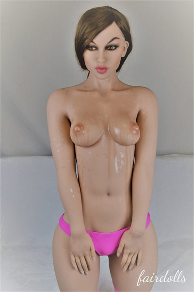 5ft3' (160cm) B-Cup Small Breast Sex Doll - Hana (WM Doll)