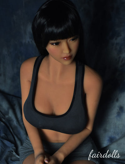5ft3' (160cm) E-Cup Hot Thai Girl Sex Doll - Tatum (6YE Doll)