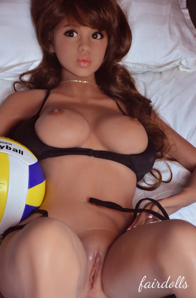 5ft3' (160cm) E-Cup Orient Sex Doll - Presley (6YE Doll)