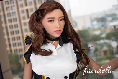 5ft3' (160cm) F-Cup Anime Sex Doll - Ashlee (6YE Doll)