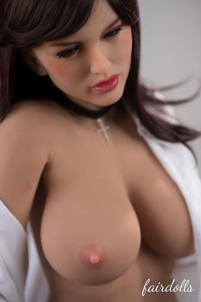 "5'2"" (160cm) F-Cup Big Booty Mature Woman Sex Doll - Claudia (6YE Doll)"