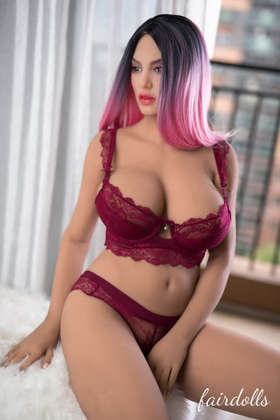 "5'2"" (160cm) F-Cup Hot Busty Sex Doll Body (6YE Doll)"