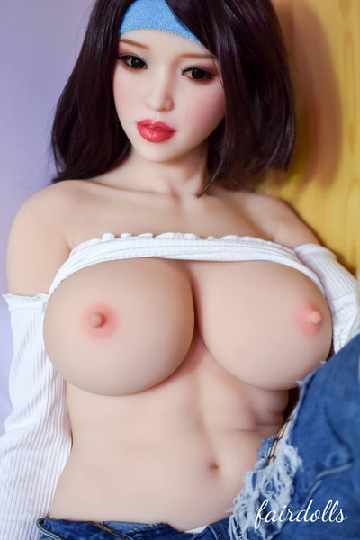 5ft3' (160cm) F-Cup Hot Busty Sex Doll Body (6YE Doll)