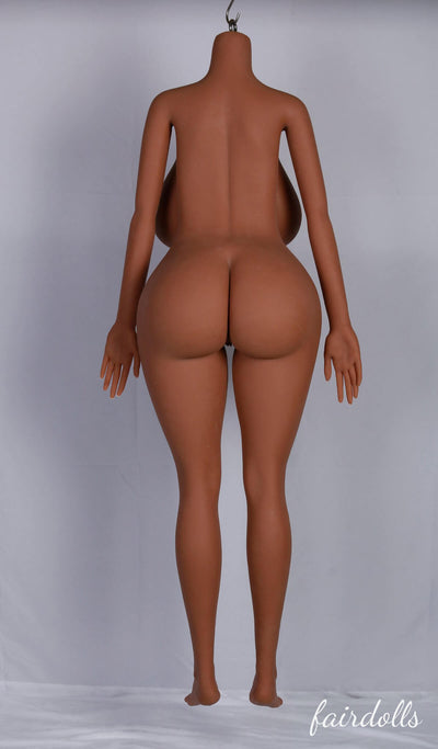 5ft3' (160cm) M-Cup Big Breast Wide Hips Sex Doll - Maura (YL Doll)