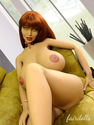 5ft3' (160cm) M-Cup Life Like Sex Doll - Clarissa (YL Doll)