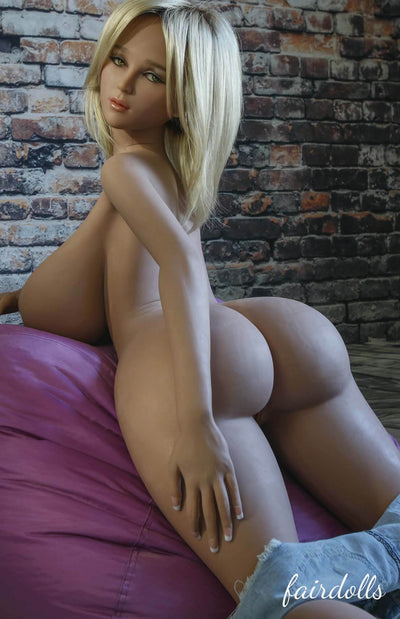 5ft3' (160cm) M-Cup Real Sex Doll - Jaiden (YL Doll)
