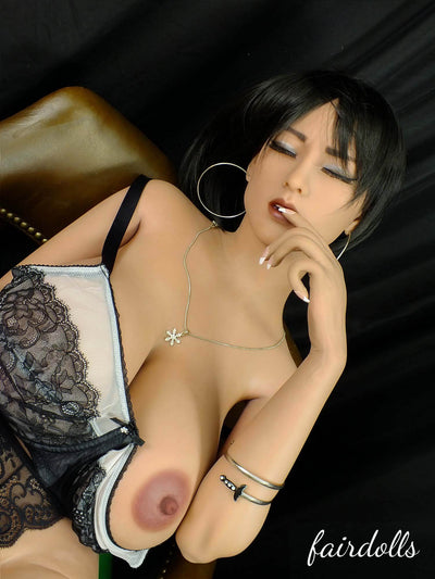 5ft3' (160cm) M-Cup Realdoll - Janiyah (YL Doll)