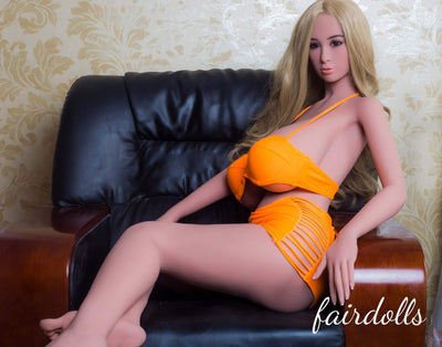 5ft3' (160cm) M-Cup Sexdoll - Brielle (YL Doll)