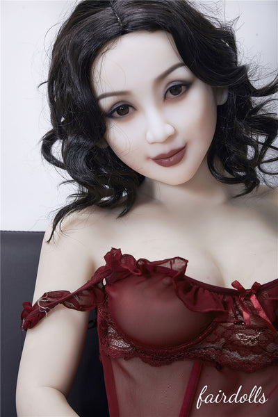 5ft3' (160cm) D-Cup Real Life Sex Doll - Xiu (Irontech Doll)