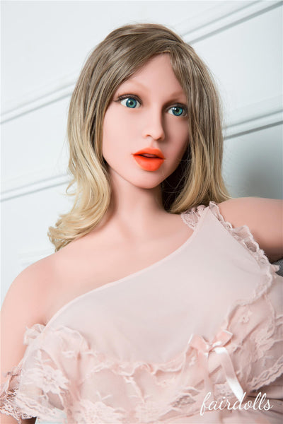 5ft3' (160cm) D-Cup Ultra Realistic Sex Doll - Anna (Irontech Doll)