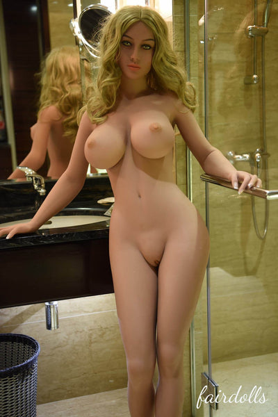 5ft3' (161cm) G-Cup Big Booty Sex Doll - Lainey (WM Doll)