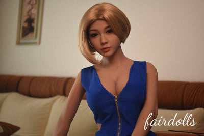 5ft3' (161cm) G-Cup Young Sex Doll - Isabell (WM Doll)