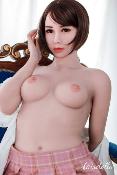 "5'3"" (162cm) B-Cup Young Sex Doll - Jakayla (WM Doll)"
