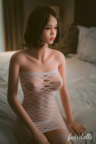 5ft4' (163cm) C-Cup Asian Sex Doll - Jacey (WM Doll)