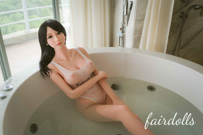 5ft4' (163cm) C-Cup Chinese Sex Doll - Salma (WM Doll)