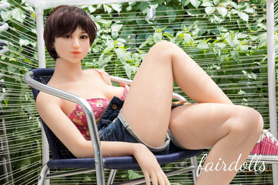 5ft4' (163cm) C-Cup Japanese Love Doll - Tanya (WM Doll)